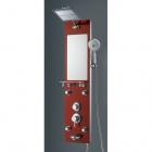 Гидромассажная панель Golston G-616351R (красная)