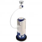 Сливной механизм для бачка Nicoll-SAS 0702114-3V10S