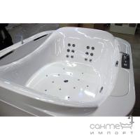 Гидромассажная ванна WGT Oriental Express комплектация Easy+Hydro&Aero