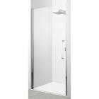 Душевая дверь Novellini Young 2.0 Y21B871K профиль хром, стекло прозрачное