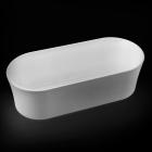 Ванна овальная из литого мрамора Marmorin Wega Р515170020010