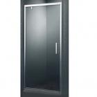 Душевая дверь Golston G-A900 профиль сатин, стекло прозрачное