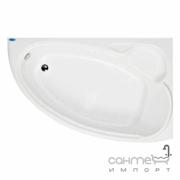Акриловая ванна Bisante Виктория правосторонняя
