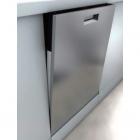 Декоративная панель для встраиваемой посудомоечной машины Foster 2910 003 нержавеющая сталь