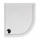 Душевой поддон из литого мрамора Fancy Marble 1000x1000, R550 (60105501)