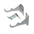 Комплект кронштейнов для радиатора Armatura 878-013-16