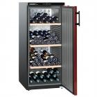 Климатический винный шкаф, на 164 бутылки Liebherr WKr 3211 Vinothek (А++) черный