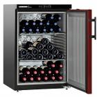 Климатический винный шкаф, на 66 бутылок Liebherr WKr 1811 Vinothek (А+) черный