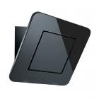 Вытяжка настенная Smalvic Glass CAPPA GLASS 90 NERA 1018240400 чёрное стекло