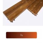 Террасная доска Thermory Sahara Quick-Deck Maxi, профиль D4