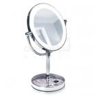 Косметическое зеркало настольное Juergen Zoom 02 с LED подсветкой