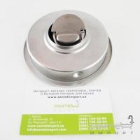 Душевой трап Vito 1703-004CH нерж сталь