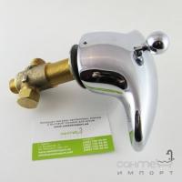 Врезной смеситель для ванны с каскадом Vega Niagara Lux (91А1605025)