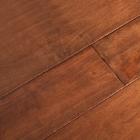 Паркетная доска Brand Wood Гевея Hand Made Red