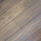 Паркетная доска Brand Wood Гевея Hand Made Oliva