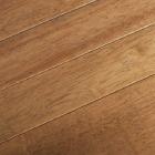 Массивная доска Brand Wood Гевея тонированная