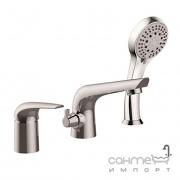 Смеситель для ванны на три отверстия Imprese Krinice 85110